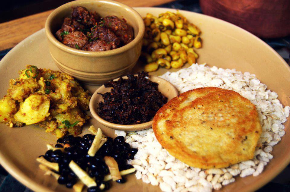 Samyabaji; ultimate destination of the Newari food lover image