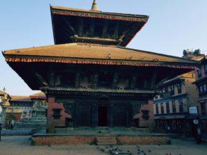 Pasupatinath temple of Bhaktapur