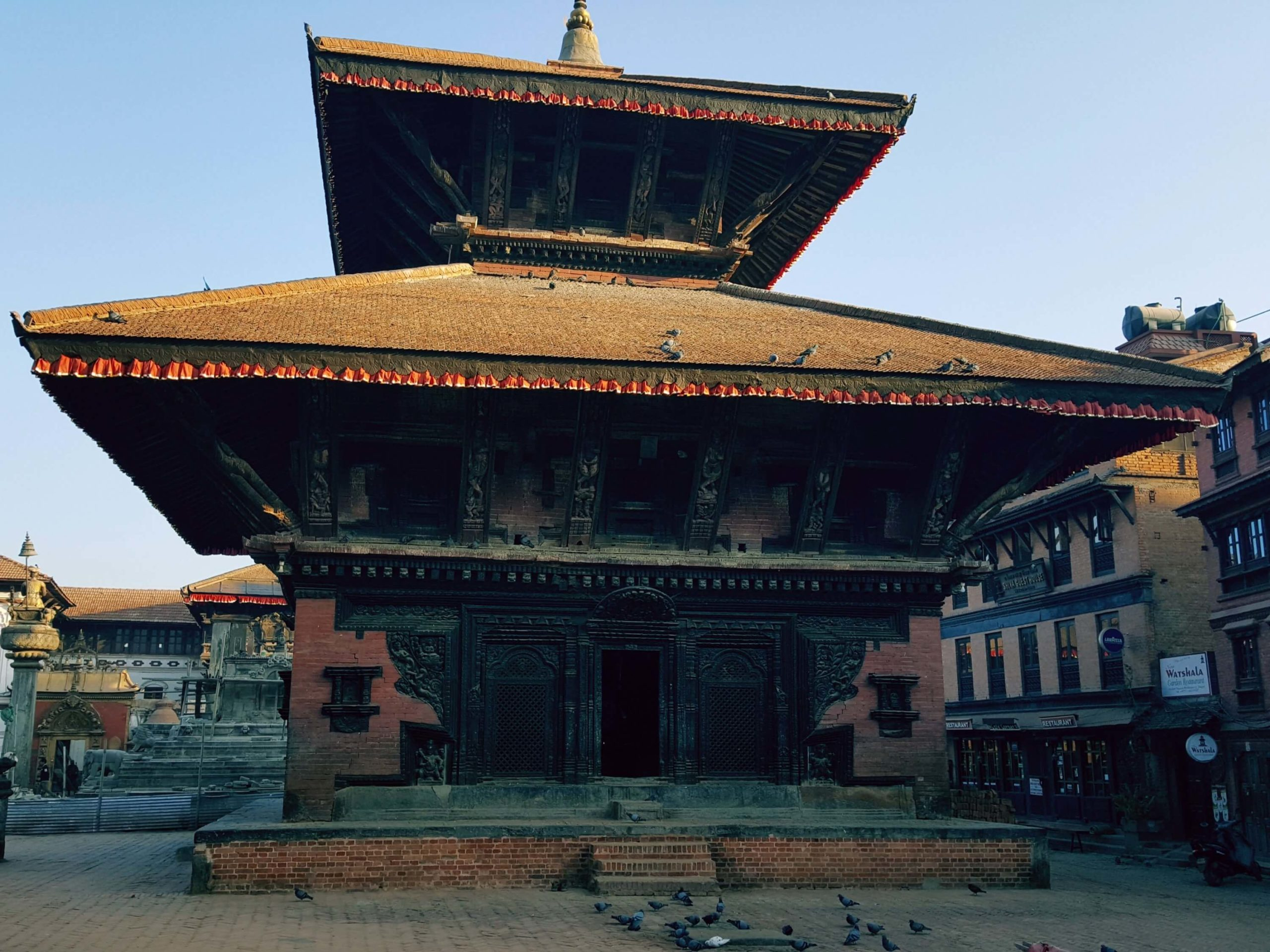Yakshyeshwor temple; the Pashupatinath of Bhaktapur image