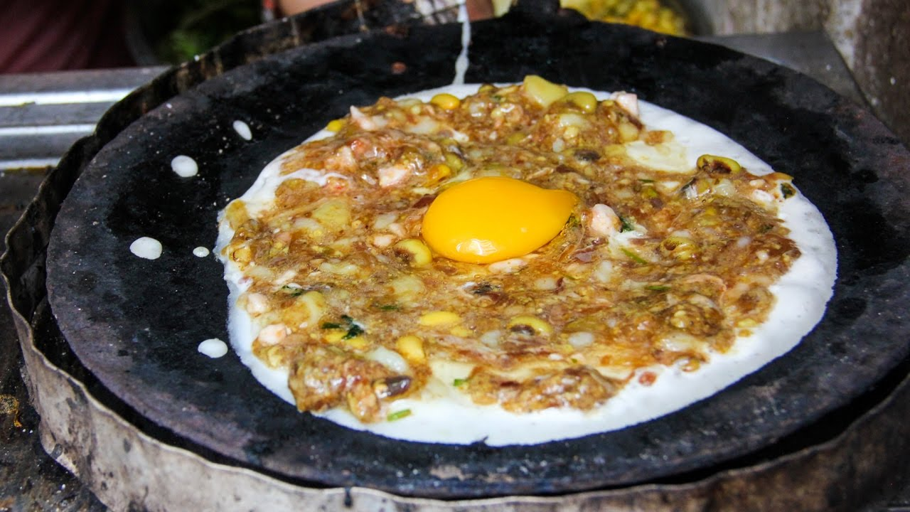 Chatamari : Traditional rice crepe of Nepal image