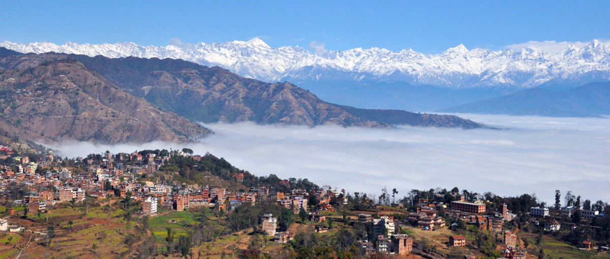 Stepping out from Nagarkot to Changunarayan image
