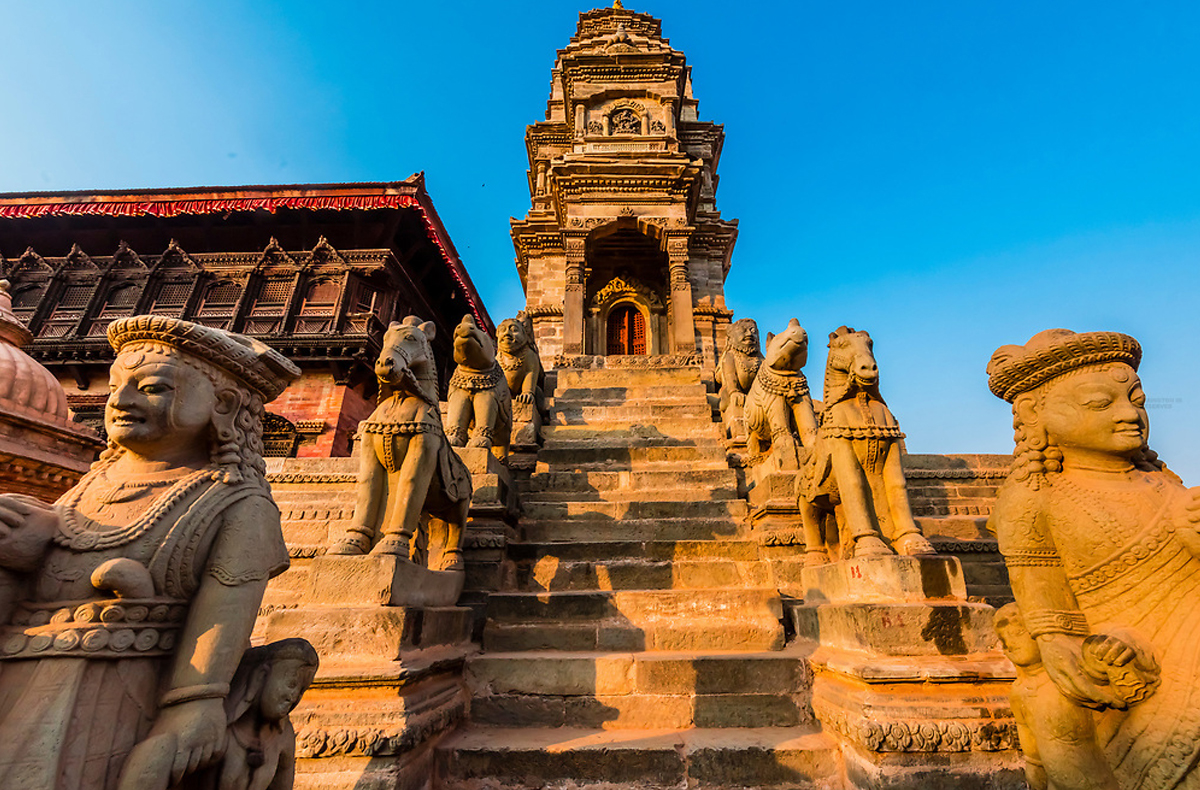 Shiddhi Laxmi temple; a platform to enjoy the breathtaking festivals of Bhaktapur image