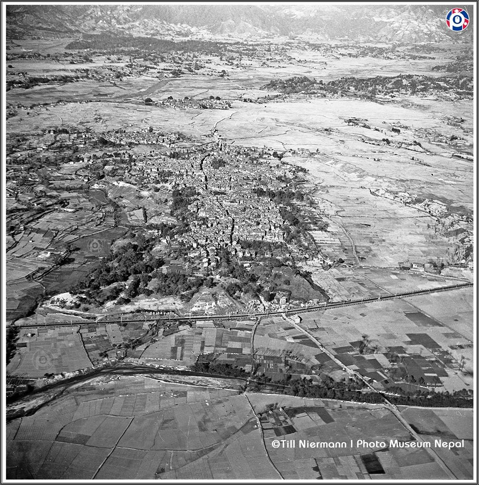 Arial view of Thimi image
