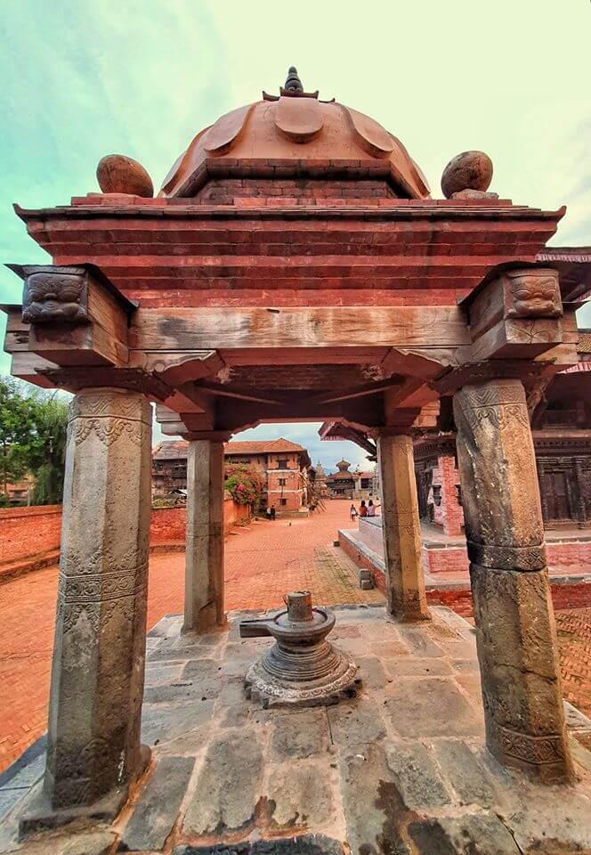 Rameshwor temple image