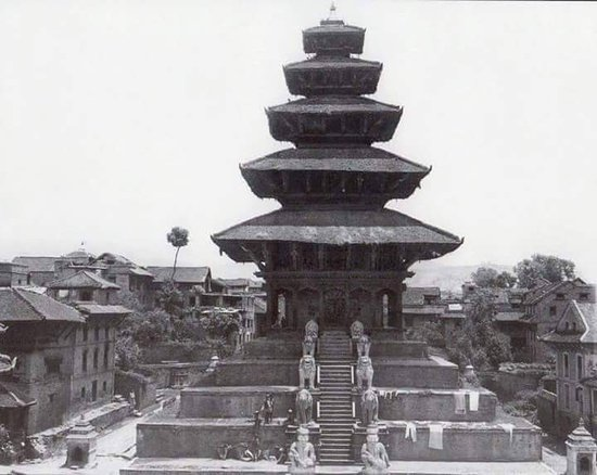 Nyatapola Temple (Five Storeys Temple) image
