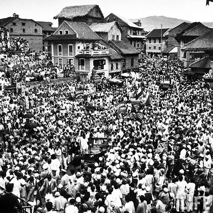 Parade in Taumadhi Square image