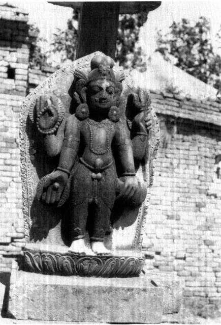 Lord Shiva as a fertility god image