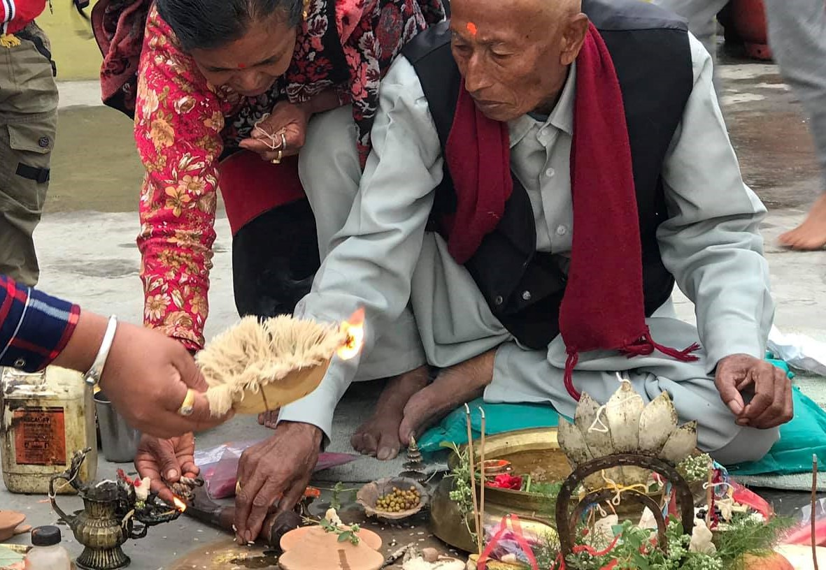 Dugu Puja : A Celebration of One's Roots. image