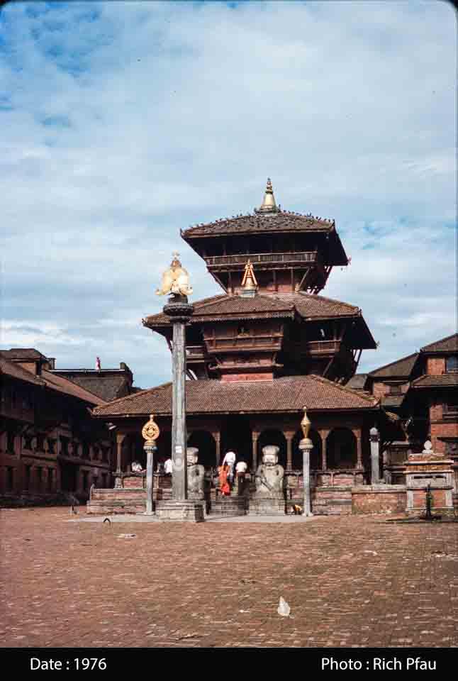 Dattatreya Temple in 1978 image