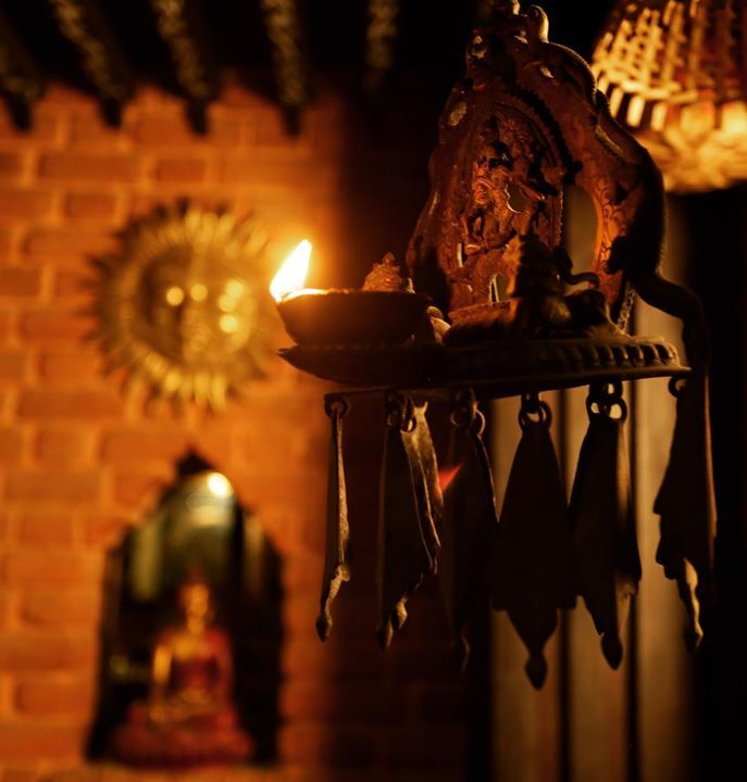 Swanti ( Tihar); the festivals of colorful lights image