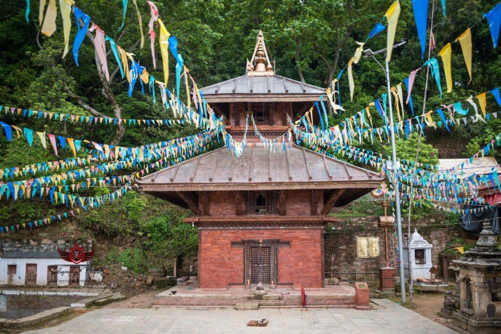 Anantalingeshwor temple