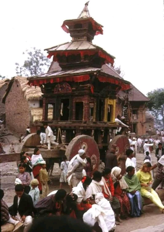 Chariot at lyosinkhel image