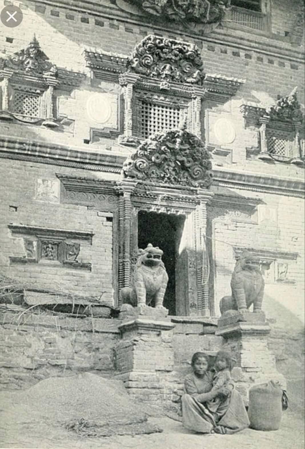 Dyo Chhen of Salla: Ganesh at Yatachhen image
