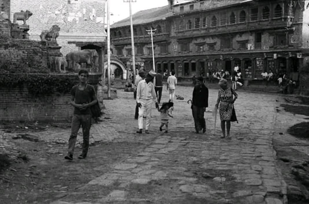 Durbar Square Road image