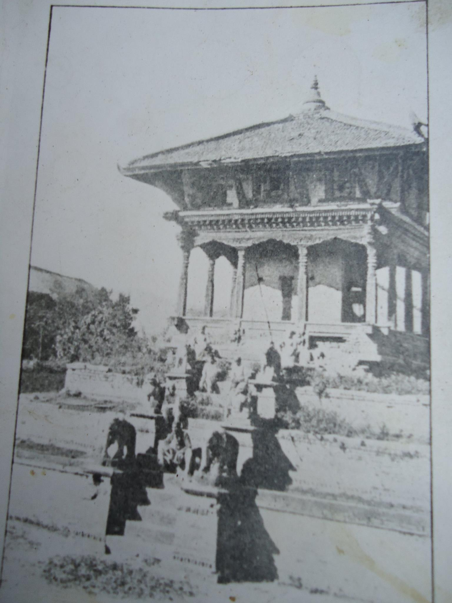 Near indrayani dyo chhen image