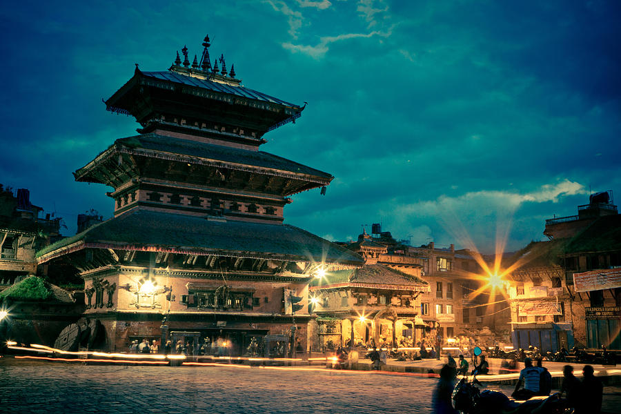 Night stay in Bhaktapur image