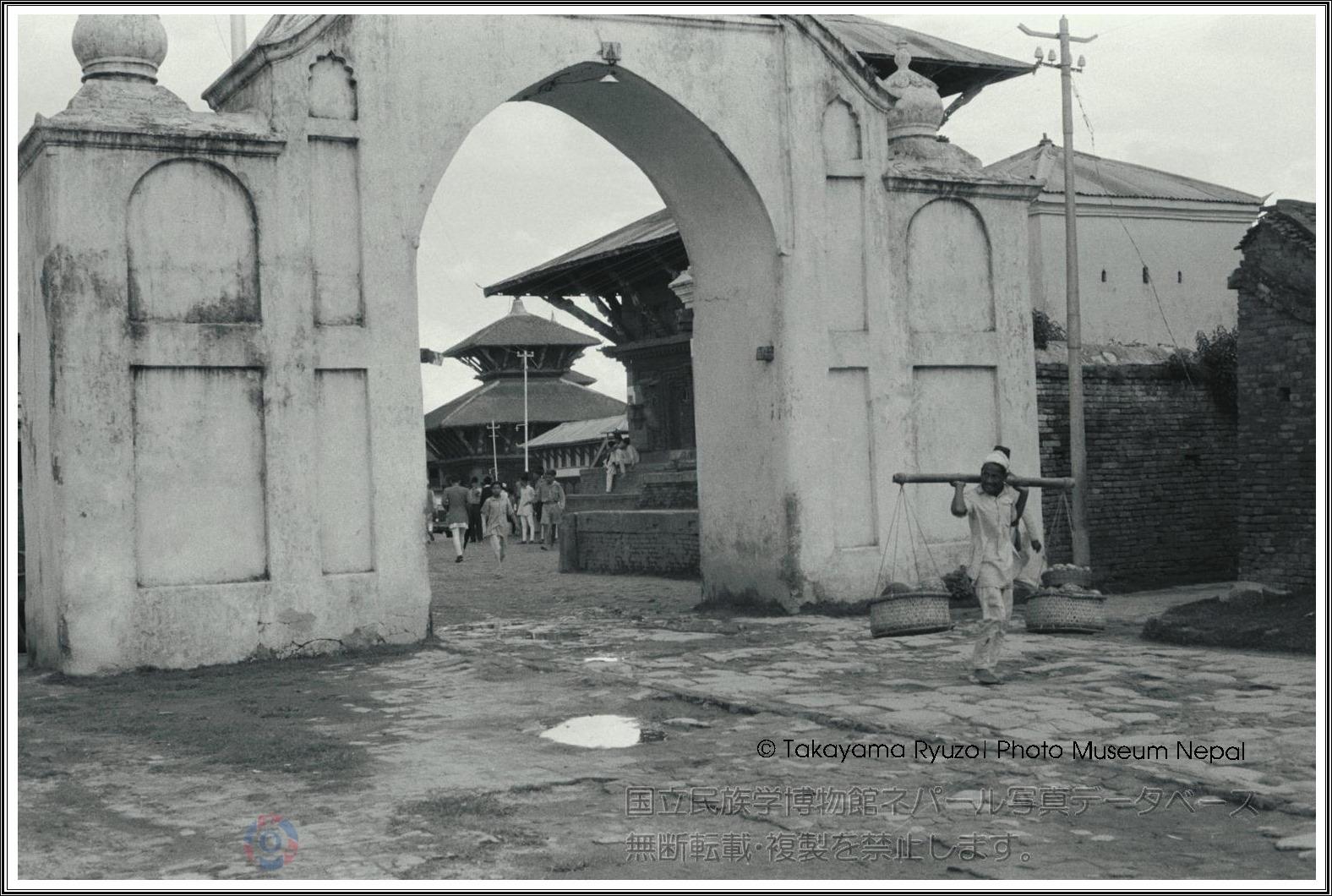 White Gate of Durbar Square image