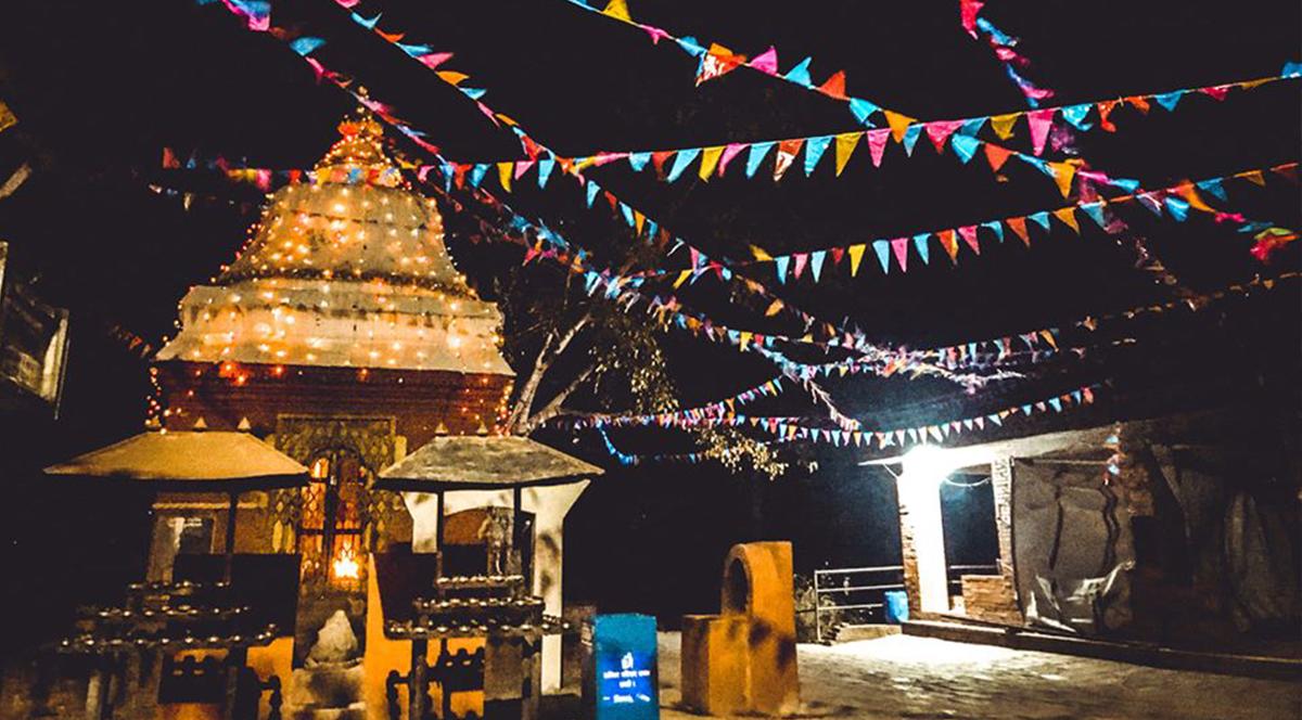 Luchu Mahadya or the Subarneshwor Mahadeva Temple image