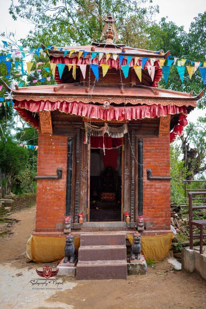 temple at anantalingeshwor