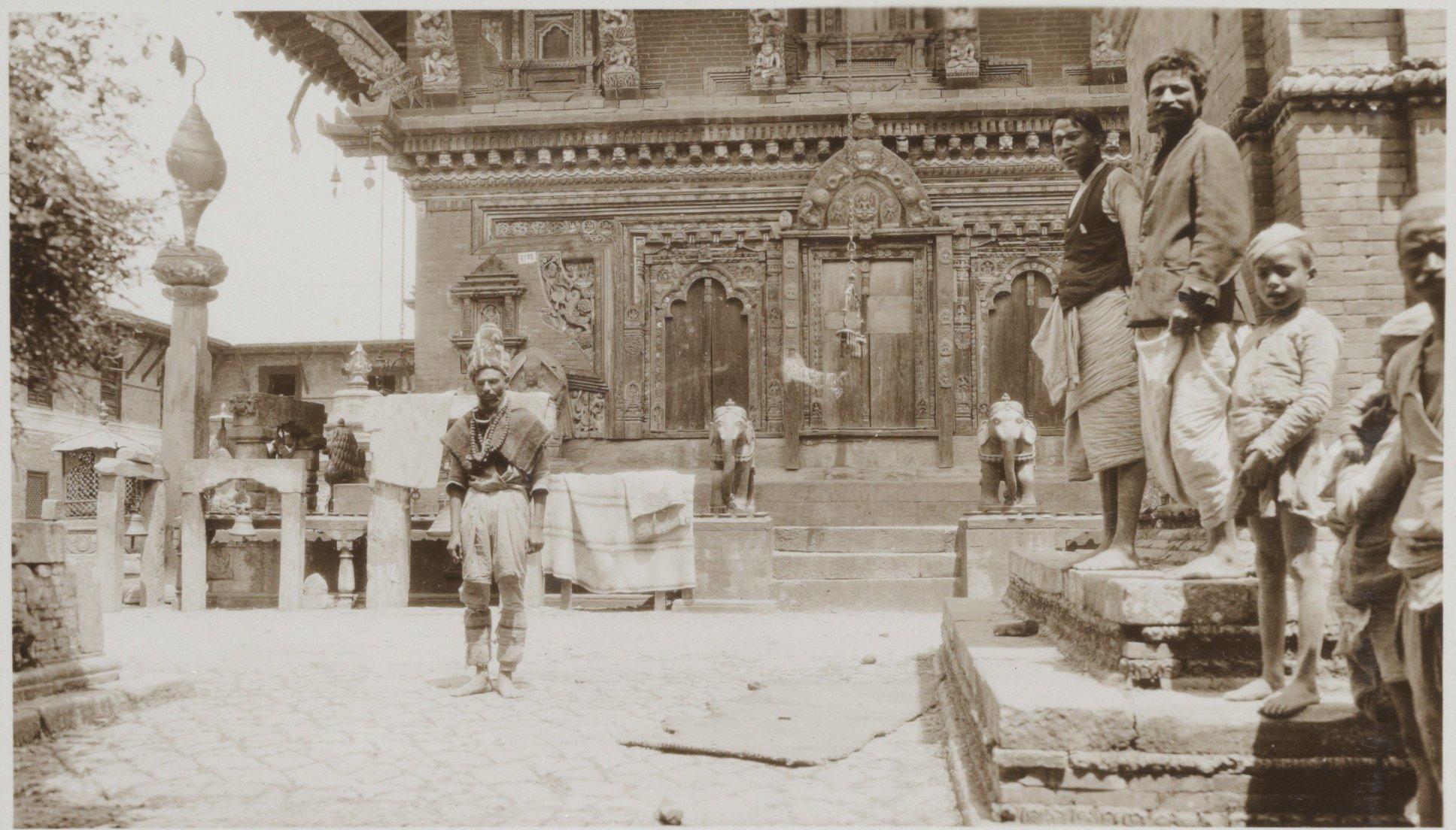 Changu Narayan Temple 1932-34 image