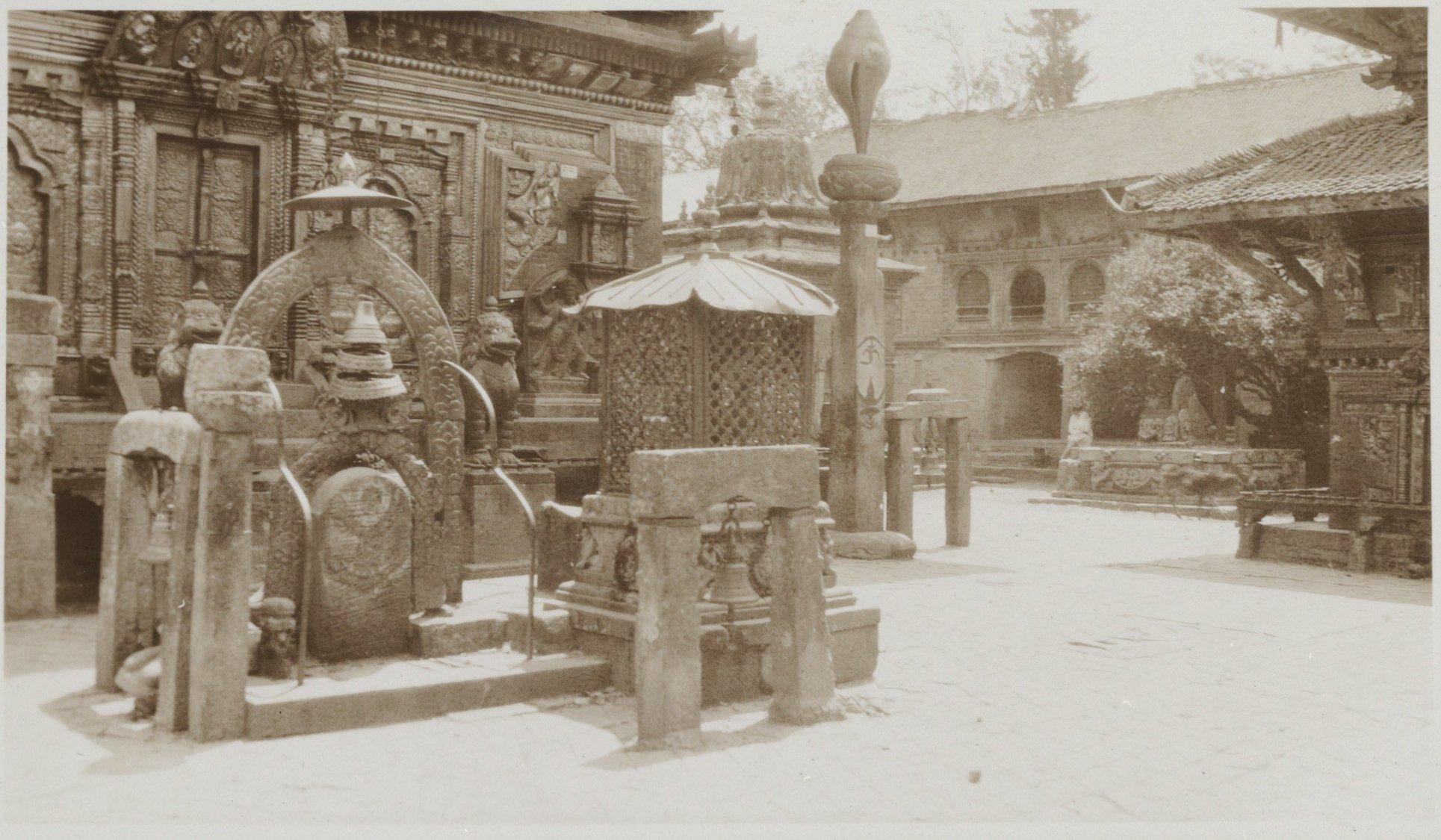 Changu Narayan 1932-34 image