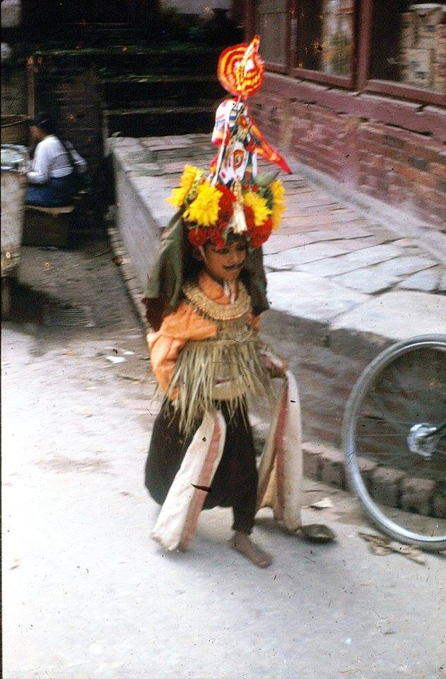 Saa Paaru in Khwopa around 1969-1970 image
