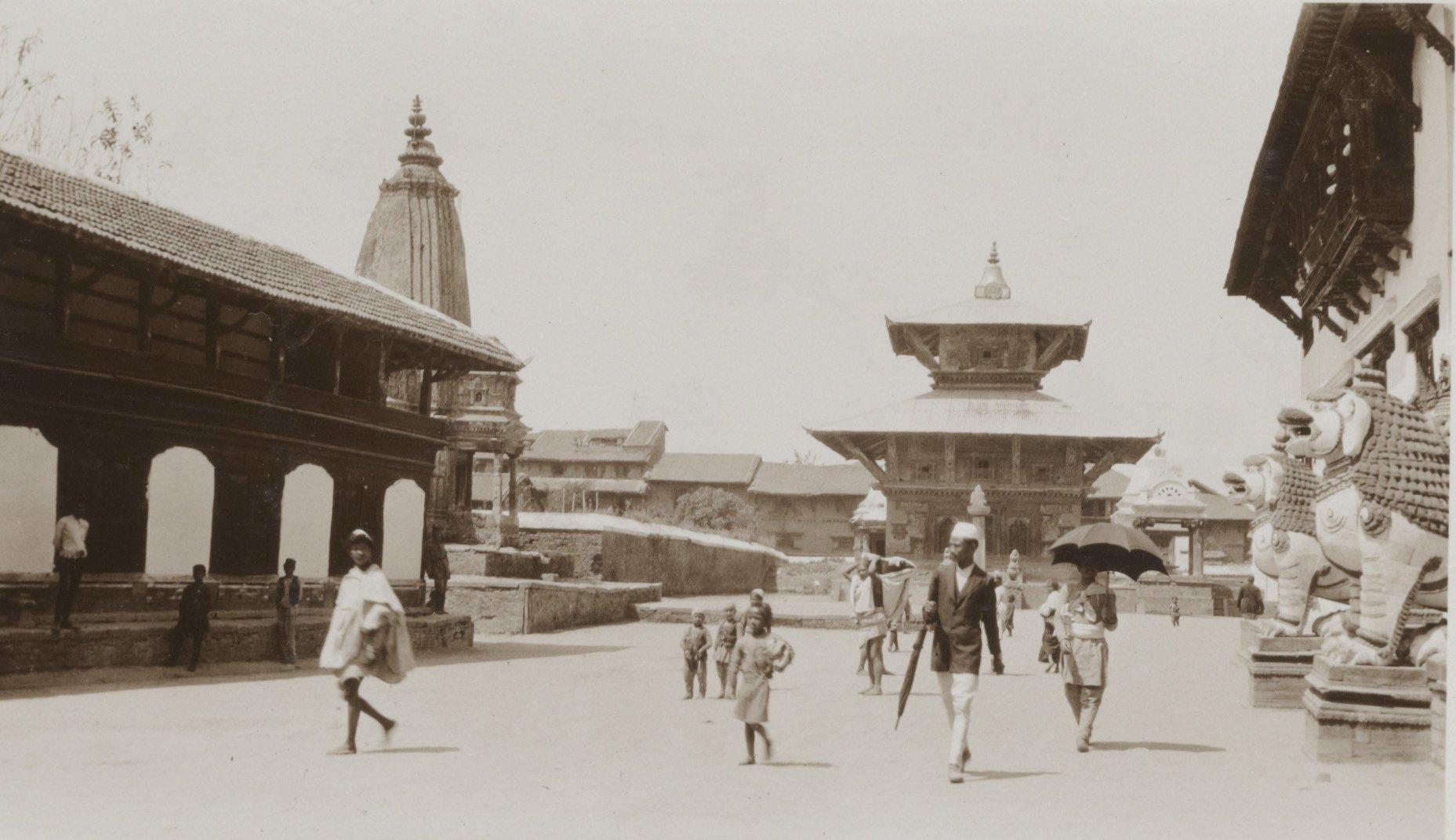 Durbar Square 1932-34 image
