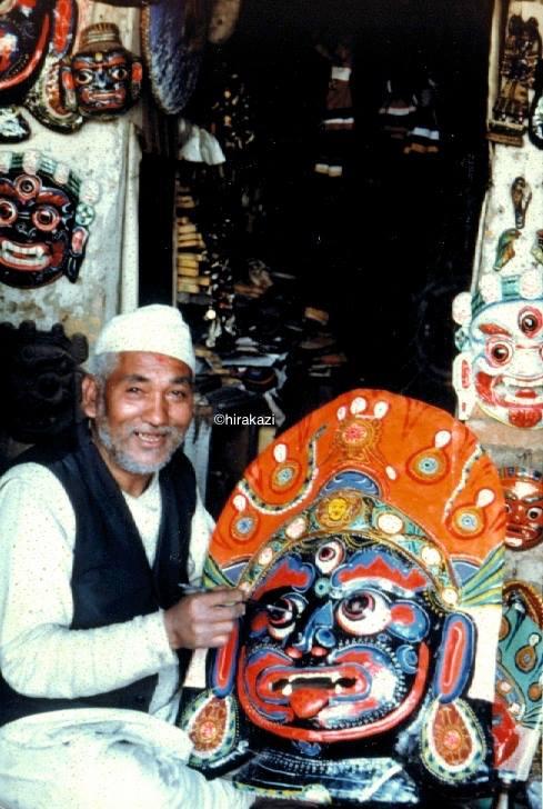 Mask Shop, Thimi image