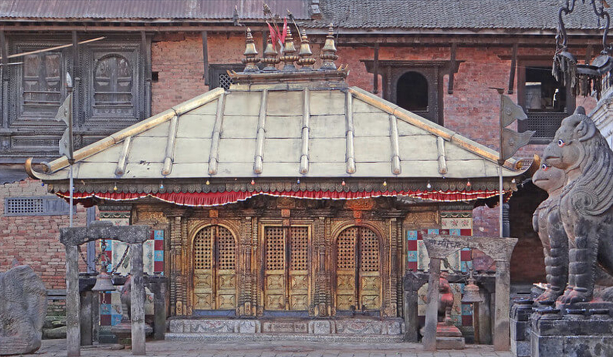 Chinna Masta Temple; a temple dedicated to the Goddess Kali image