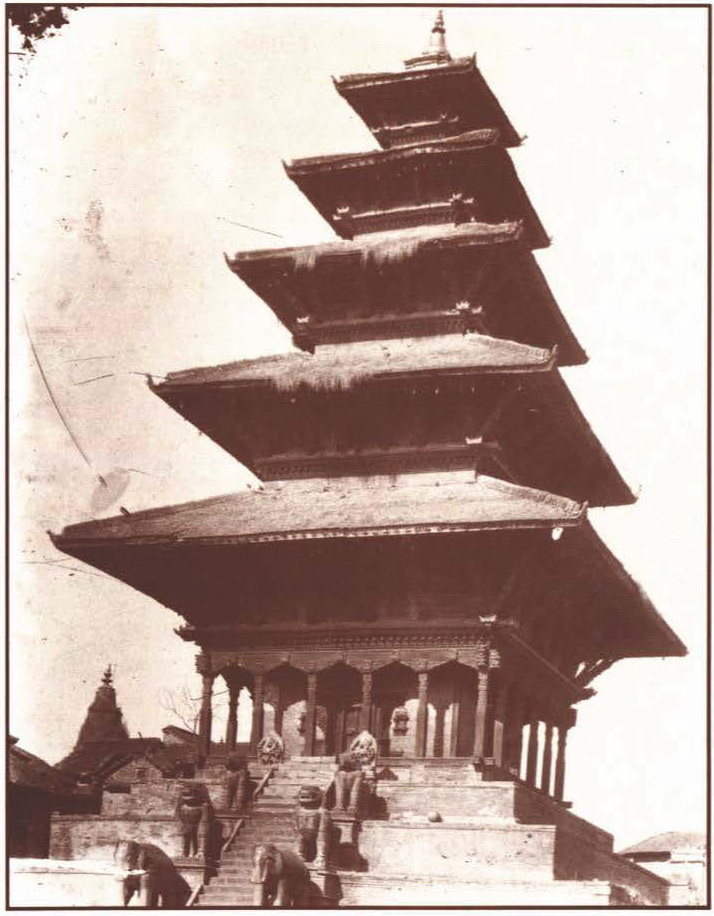 Photo taken by Dirga Man Chitrakar around 1914 image