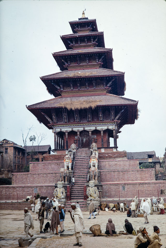 Tallest temple of Nepal image