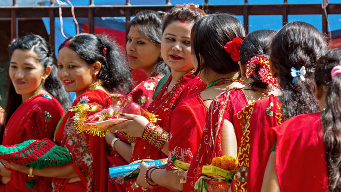 Teej: the festival of devotion and august simper image