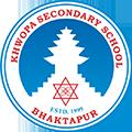 Khwopa Secondary School logo