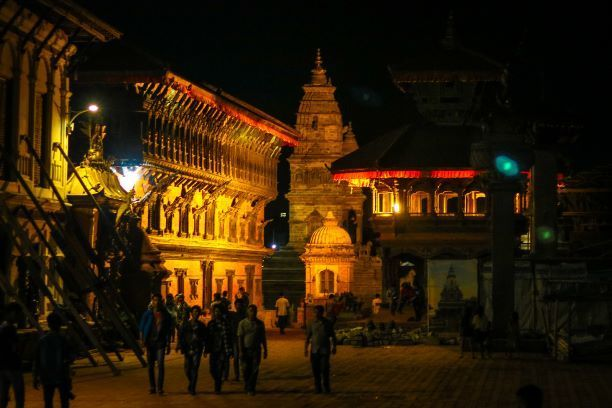 Bhaktapur Durbar Square; one amazing to place to sneak around Bhaktapur image