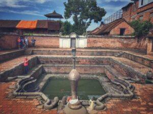 Luhiti Chwok, Bhaktapur Durbar Square