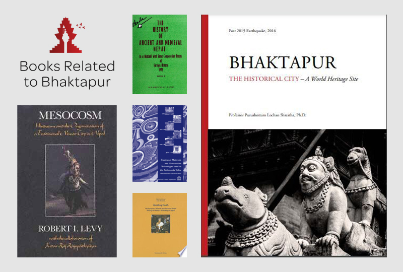 Books related to Bhaktapur image
