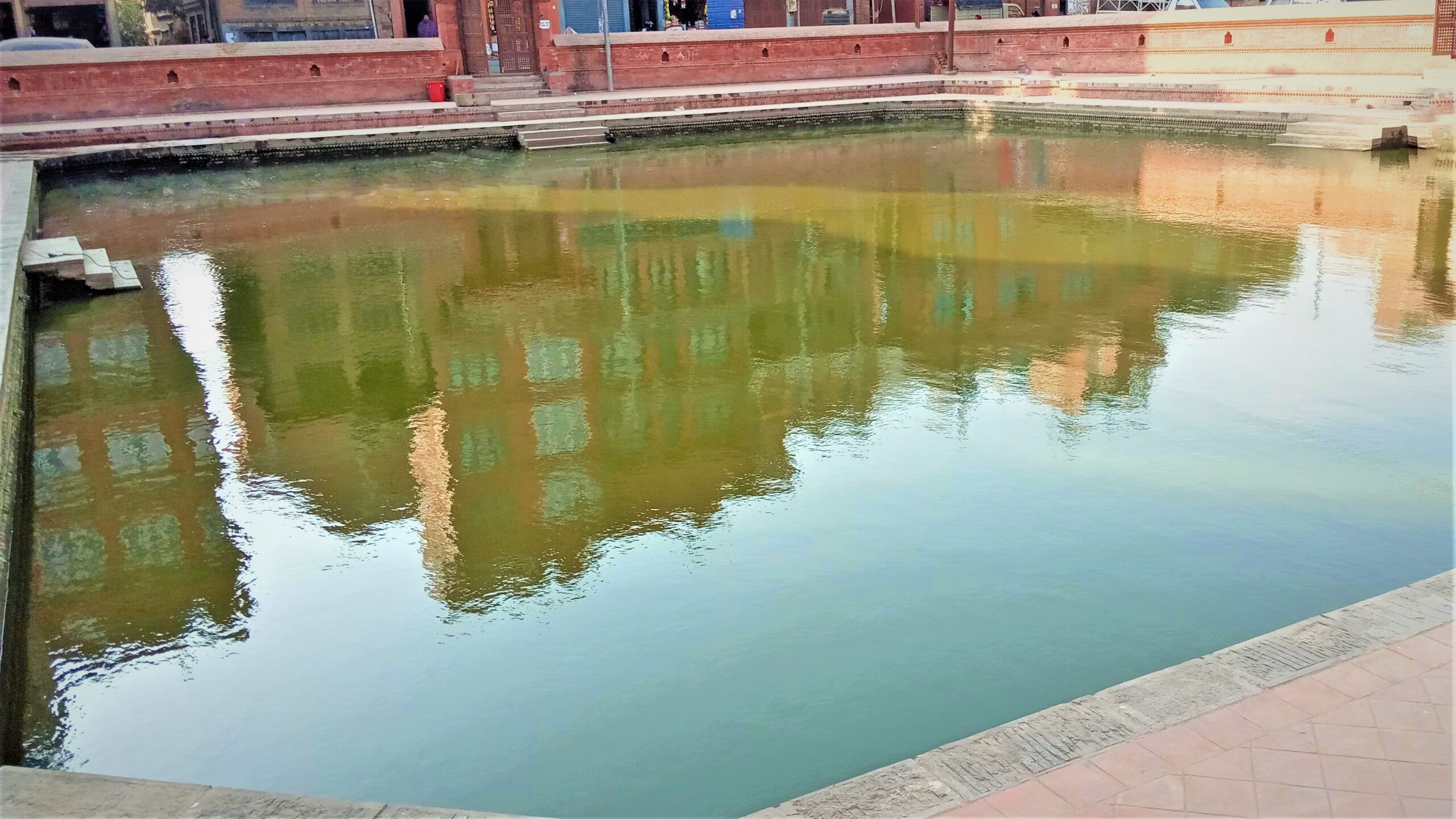 Nigoo pukhu(Dui pokhari);literally means the 2 ponds image