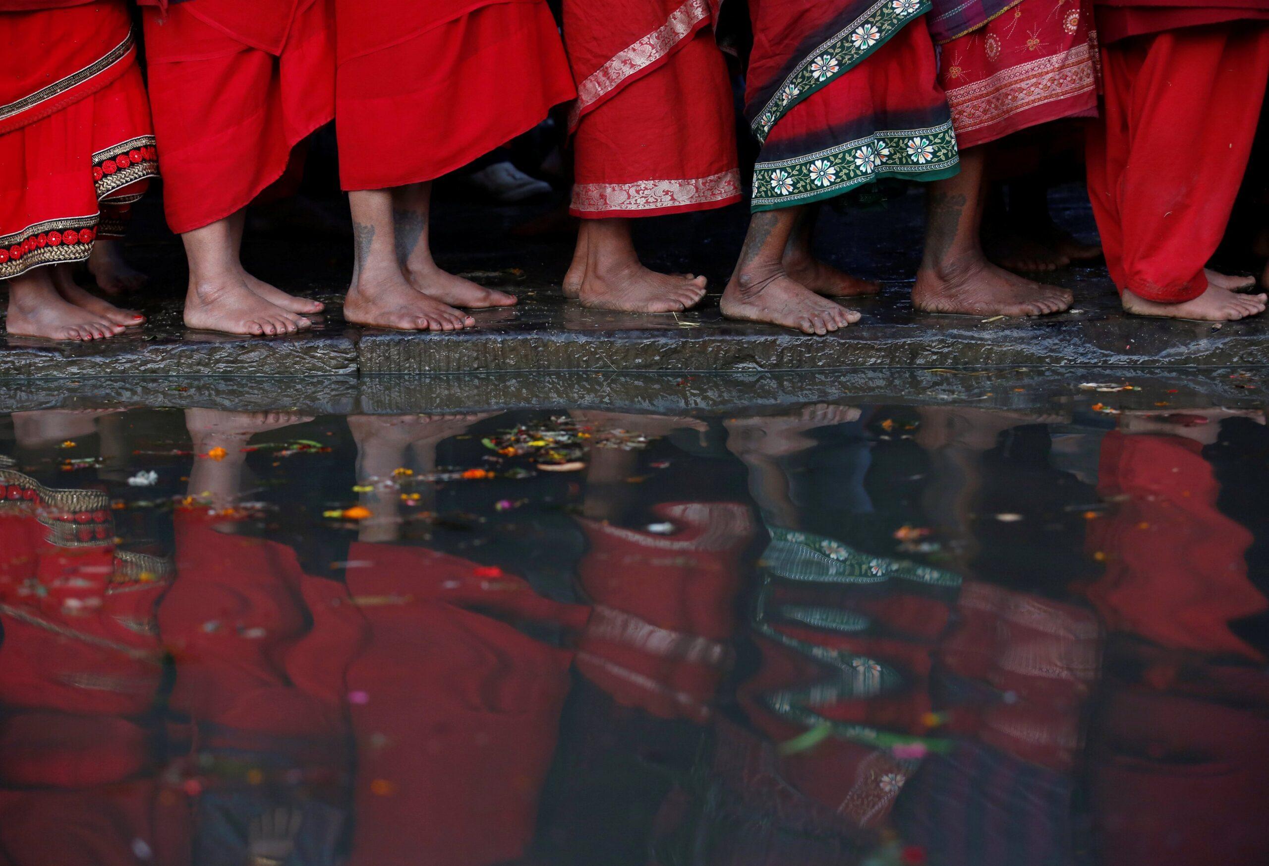 Swasthani Barta (1 month long fast ceremony) image