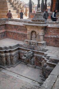 Bhaktapur Durbar Square hiti