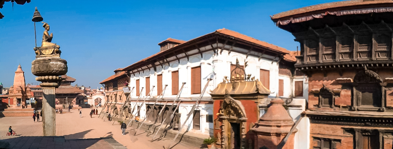 Bhaktapur Durbar Square: one open museum of Nepal image