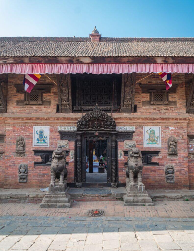 Kumari House of Bhaktapur