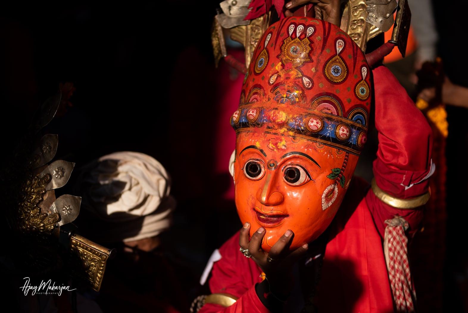 Nava Durga Dance Ceremonies ( kna Layegu) image