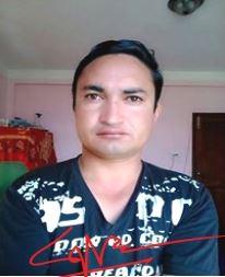 Rabin Bharati; local tour guide of Bhaktapur image