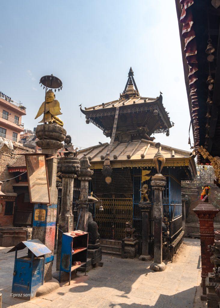 wakupati narayan temple and premises