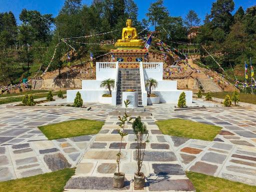 Buddha peace park
