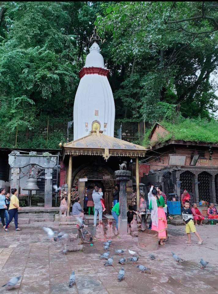 Suryabinayak temple image