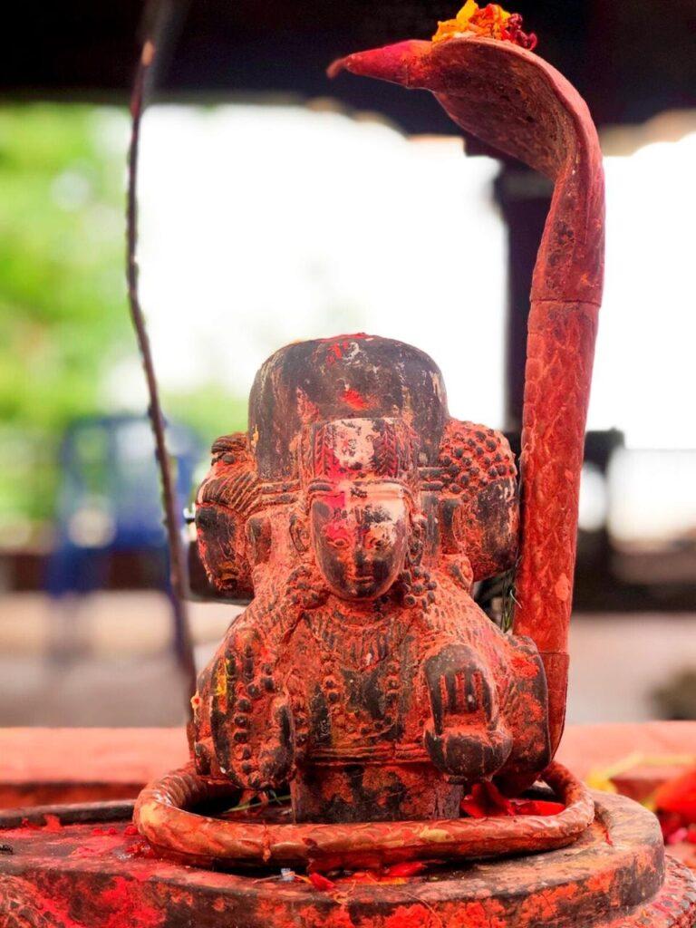 Shivalinga at Suryabinayak