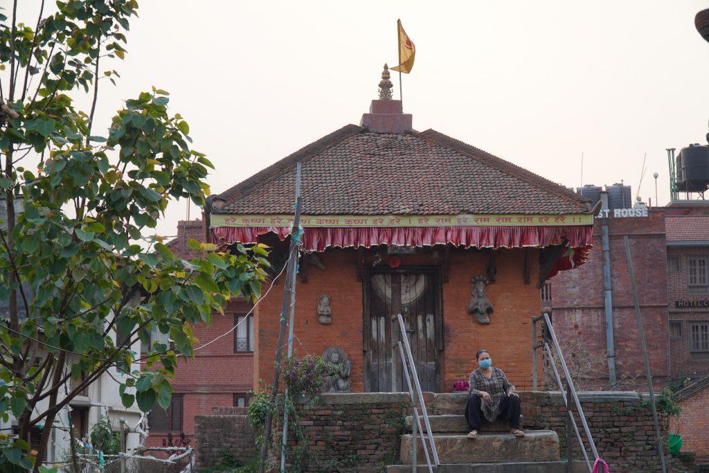 Jagannath temple of Tulachhen