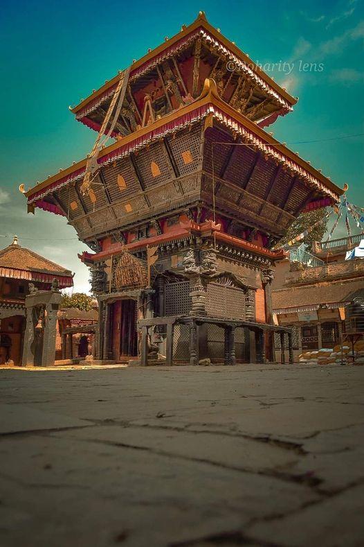 Mahalaxmi temple of Bode image