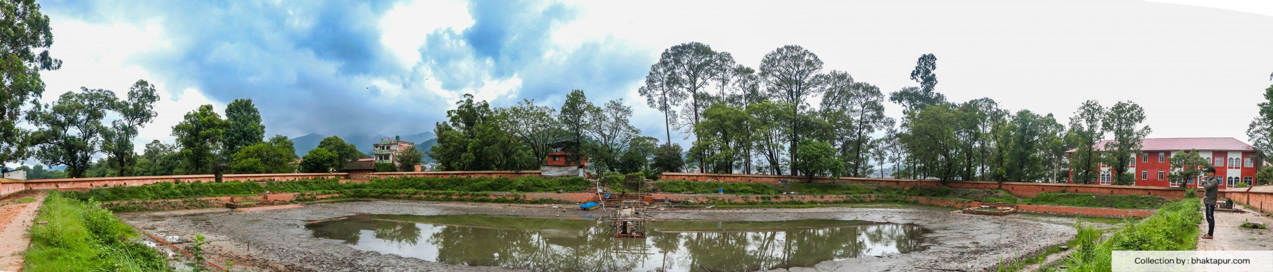 Ranipokhari of Bhaktapur image